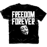 Freedom Forever Guy Faulks T-Shirt